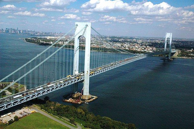 ABD'de Köprü Geçiş Ücretleri Farklılık Gösteriyor