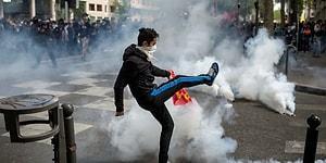 Fransa'da 'Gece Ayakta' Eylemleri Ülke Geneline Yayılıyor