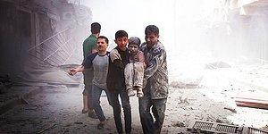 Rusya ve ABD Suriye'de 'Silahların Susması İçin Anlaştı'