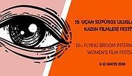 19. Uçan Süpürge Uluslararası Kadın Filmleri Festivali 5 Mayıs'ta Başlıyor