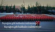 Işıklar Askeri Hava Lisesinden Mesaj Var