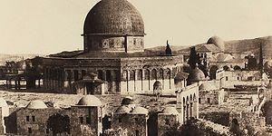 Yaklaşık 4 Milyon Tl'ye Satılan Kutsal Şehir Kudüs'ün Tarihi Fotoğrafları