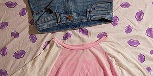 Kadınlar Tecavüze Uğrarken Giydikleri Kıyafetleri Paylaşıyor