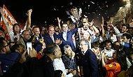 Süper Lig'e Yükselen Adanaspor Şampiyonluk Kupasını Kaldırdı