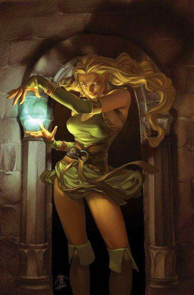 6. Enchantress