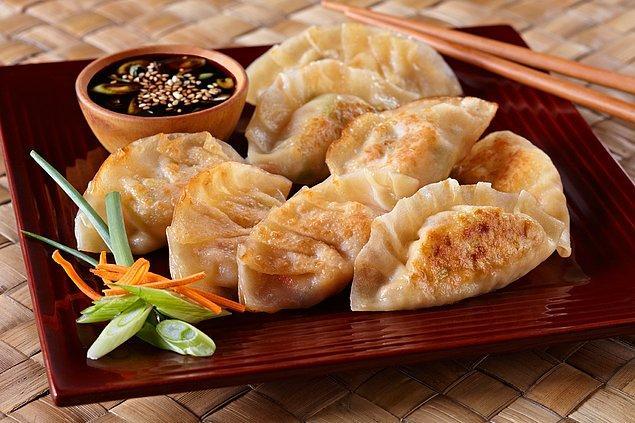 2. Sebzeli Dumpling