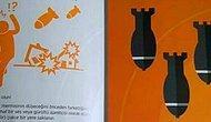 AFAD Kilis'e 'Düşen' Roketlere Karşı Broşür Yayınladı: 'Bilinçlenin, Sakin Olun'