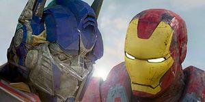 Iron Man ve Optimus Prime Savaşsaydı Sonuç Ne Olurdu?