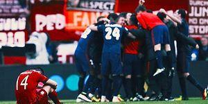 Atletico Madrid Şampiyonlar Ligi'nde Finalde!