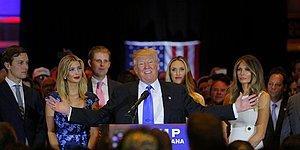 Cruz'dan Sonra Kasich de Yarıştan Çekildi, Trump Başkan Adaylığını Garantiledi