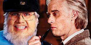 Dünyanın En İyi Yazarları J. R. R. Tolkien ve George R. R. Martin'den Rap Savaşı