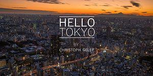 Oturduğunuz Yerden 4 Dakika Boyunca Tokyo'ya Işınlanmaya Hazır mısınız?