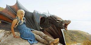 Game of Thrones'un Ejderhalı Sahneleri İçin 10 Kişilik Ekip Yarım Yılını Harcıyor