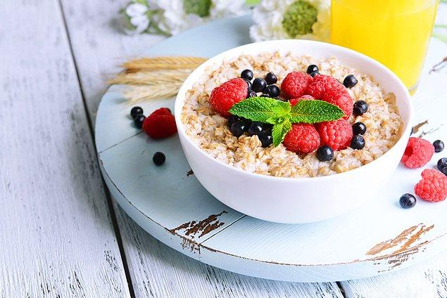 4. Porridge
