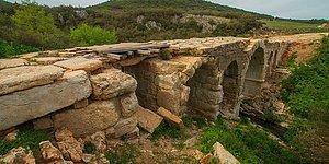 2 Bin Yıllık Taşköprü, Restorasyon Yapılırken Kullanılamaz Hale Geldi