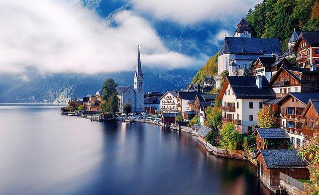 Халльштатт, Австрия