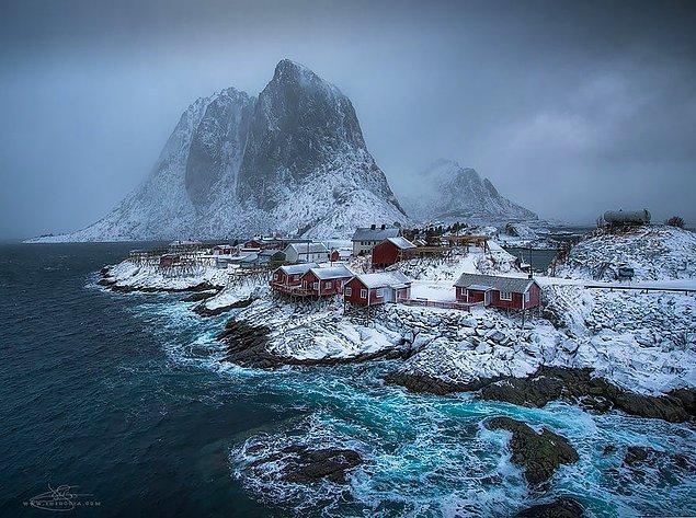 Хамнёй, Норвегия