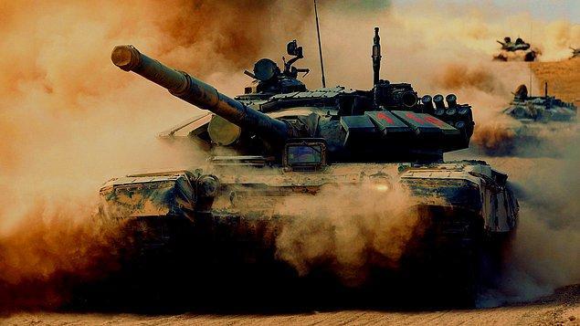 7. Tank
