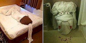 Otelden Ayrılırken Arkasından Sövülmesinden Zevk Alan 17 Kişi