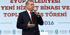 Erdoğan: 'Başkanlık Sistemi Bizim İçin Yeni Değil, Gelenekseldir'