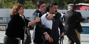 Can Dündar'a Saldıran Sanık Murat Şahin Tahliye Edildi