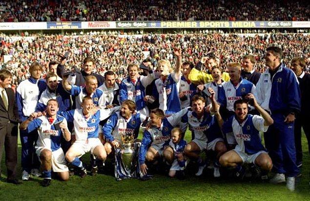 1994-1995 Blackburn Rovers