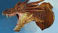 Kağıttan Yapılan Korkunç Ejderha 'Smaug'a Hayran Kalacaksınız!