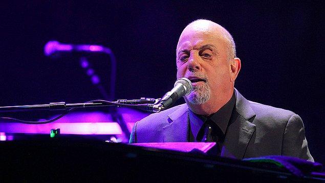 4. Billy Joel - 31.7 Milyon Dolar