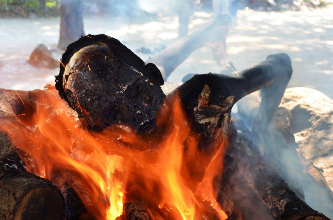 процедура, которой для чего сжигают фото монастырь силу