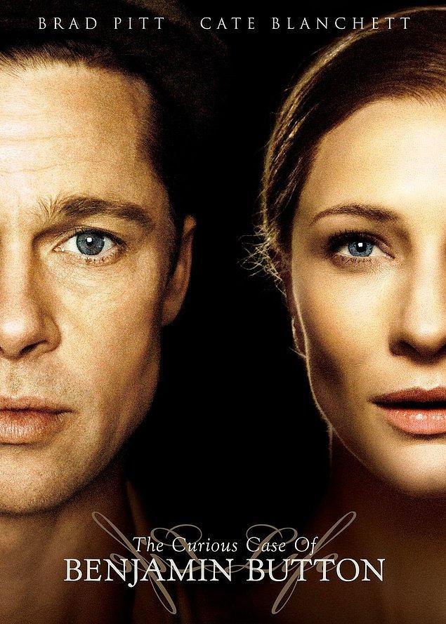 """3. Benjamin Button'ın Tuhaf Hikayesi (2008) - """"Ajda Pekkan"""""""