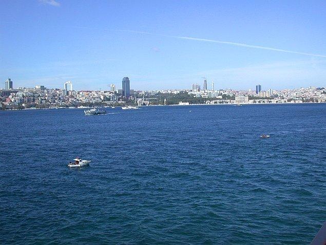 İstanbul'un denizlerini Kirlettiler