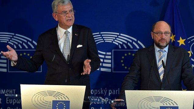 2. Avrupa Parlamentosu Vize Sürecini Durdurdu