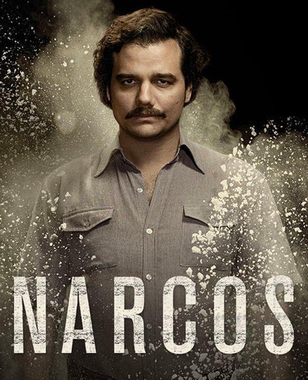 "4. Narcos - ""Deniz Seki"""
