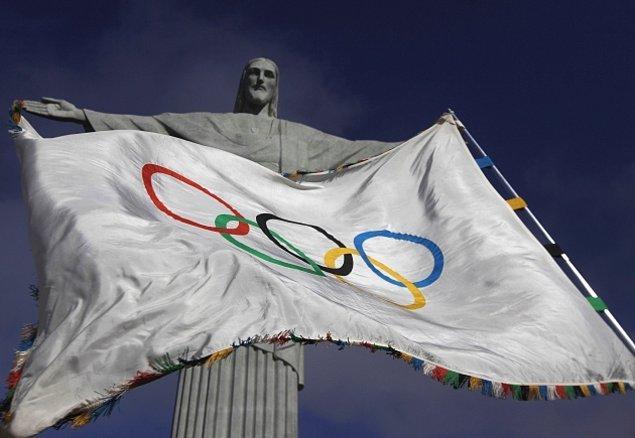 Olimpiyatların açılışını yapamayacak