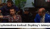 Unutulmaz Komedi Dizisi Leyla ile Mecnun'da Beşiktaş'a Gönderme Yapılan 17 Sahne