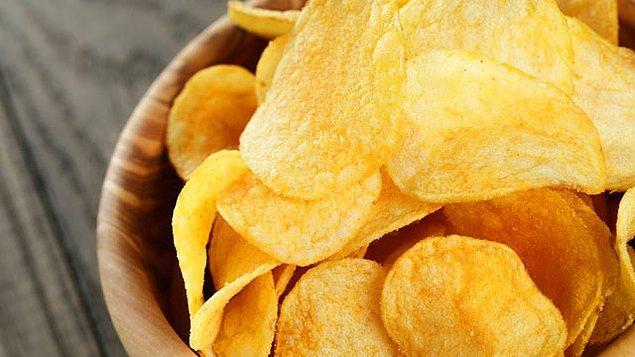 7. Patates cipsi