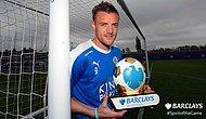 Premier Lig'de Yılın Futbolcusu Vardy