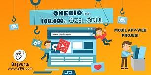 Onedio Özel Ödülü ile  Yeni Fikirler Yeni İşler'in 2016 Dönemi Başvuruları Devam Ediyor!