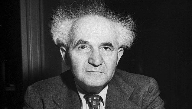11. David Ben-Gurion