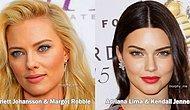 Photoshop Ustasının Ünlülerin Yüzlerini Harmanlayarak Ortaya Çıkardığı 35 Yeni Sima