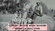Mis Gibi Tarih Kokan Fotoğraflarla Güzel Türkiye'mizin 81 İlinden İnsan Manzaraları