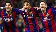 Avrupa'nın En Golcü Üçlüsü Belli Oldu