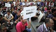 Yılın İlk 4 Ayında 894 Gazeteci İşsiz Kaldı...
