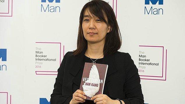 Han Kang ve Deborah Smith 50 bin sterlinlik para ödülünü paylaşacak