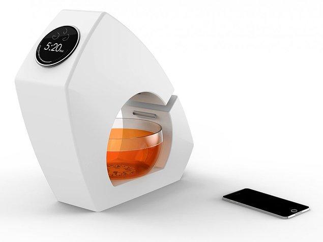 14. Çay Makinesi