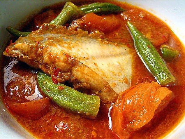 3. Balık+Domates+Biber+Tereyağı+Salça