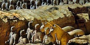 Ölümden Sonraki Hayat İçin Gömülen, Farklı Kültürlerden Sır Dolu Mezar Hazineleri