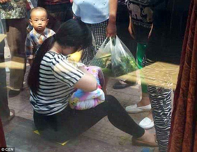 Çin'de terk edilen binlerce bebekten sadece bir tanesi