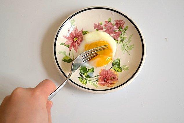 5. Peki ya kayısı yumurtayı nasıl yapacağız o kıvamı nasıl tutturacağız?