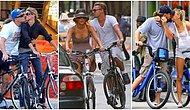 Sevgililerini Önce Bisiklete Bindiren Sonra da Kalbine İndiren Ünlü: Leonardo DiCaprio
